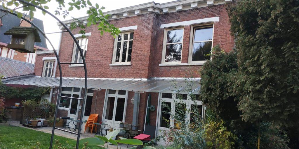 Rénovation de menuiseries bois à Lille